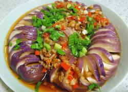 清蒸蓑衣茄子 (快手菜)