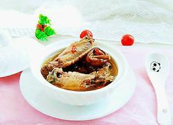 湖北恩施土鸡香菇汤
