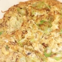 天津菜#虾酱炒鸡蛋