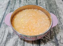蛋黄豆腐碎面 (宝宝辅食)