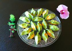 新文美食 羊肉胡萝卜百材饺子
