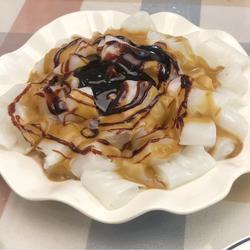 粤式美食-混酱猪肠粉的做法[图]
