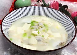 龙头鱼豆腐汤