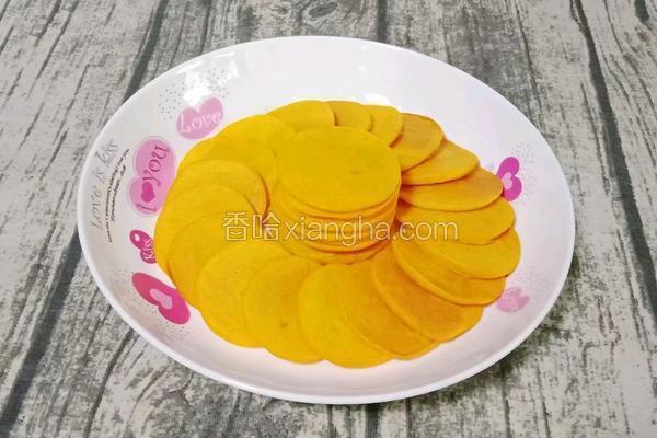蔬菜奶香松饼 (宝宝辅食)