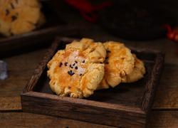 传统中式点心——核桃酥