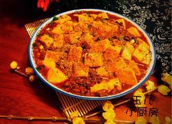 四川一麻婆豆腐