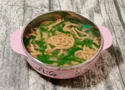 猪肝番茄面线 (宝宝辅食)