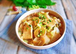 萝卜白菜炖豆腐