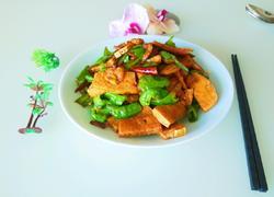 北京#特色#红烧冻豆腐