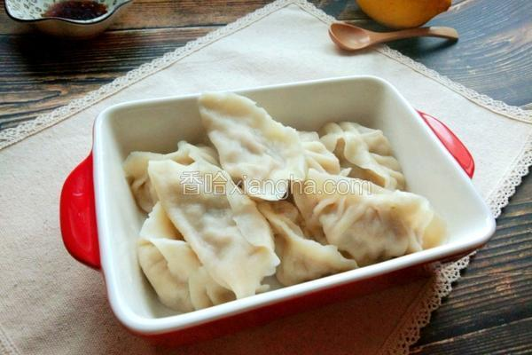 河北羊肉大葱饺子