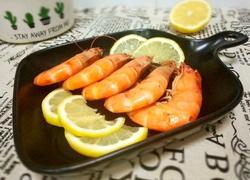 河北柠檬虾