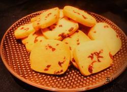年味蔓越莓曲奇饼干