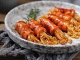 香煎培根金针菇卷的做法[图]