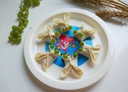 北京面点 蝴蝶蒸饺