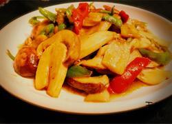 川式-小炒牛肝菌