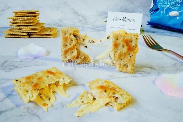 海苔牛扎饼