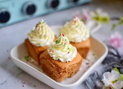 #东北#可可奶油杯子蛋糕(新年甜品)