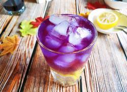 夏日清凉柠檬饮