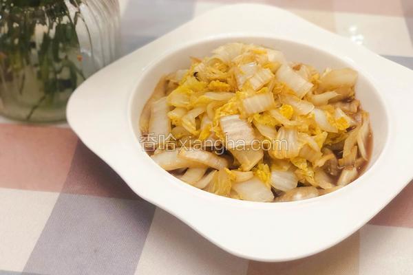 川菜-糖醋白菜