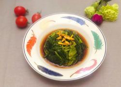粤式-姜汁菠菜