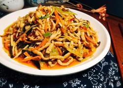 川式-鱼香肉丝