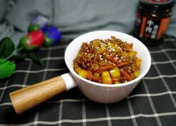 火腿肠炒饭