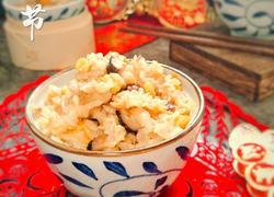#天津#吉祥如意牛肉饭
