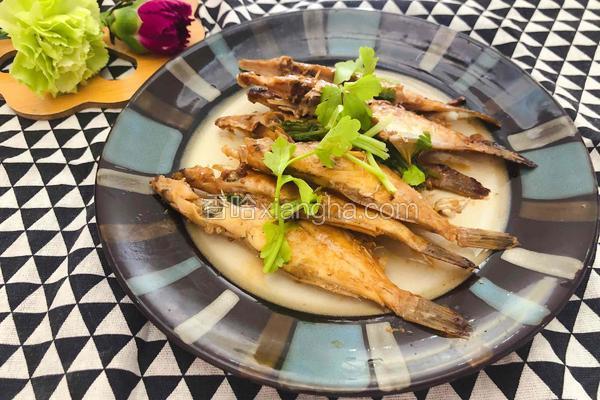 粤式-黄豆酱焖扒皮鱼