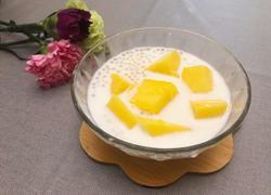 粤式甜品-芒果西米露