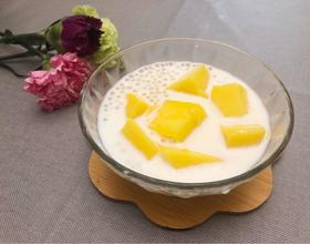 粤式甜品-芒果西米露[图]