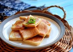 香煎千叶豆腐