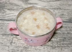 山药红枣银耳粥 (宝宝辅食)