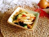 凉拌腐竹的做法[图]