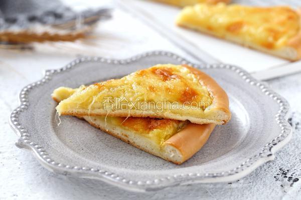 香浓榴莲披萨(九寸)