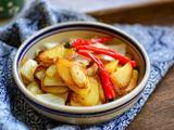 孜然洋葱土豆片的做法[图]