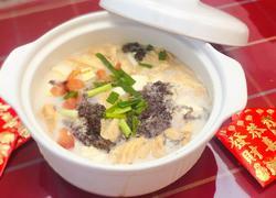 番茄豆腐牛奶杂锦汤