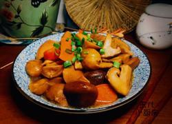 粟子杏鲍菇