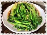 豆豉蒜蓉油麦菜的做法[图]