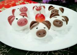 #正月十五闹元宵#小猪猪汤圆