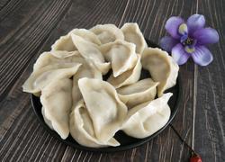圆葱羊肉水饺