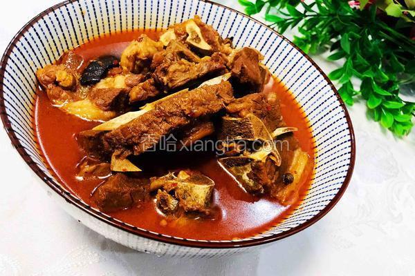 炖羊做法的菜谱_河蟹_香哈网高压锅怎么煮蝎子图片