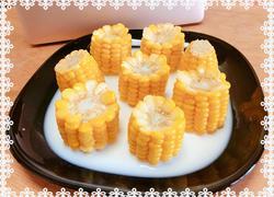 香浓牛奶玉米
