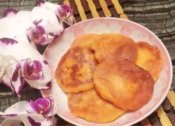 香煎牛油番薯饼