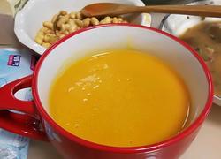 豆浆机版小米南瓜粥