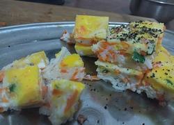 鸡蛋面条胡萝卜小方