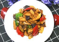 香菇炒冬笋