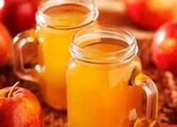 自 制 苹 果 醋