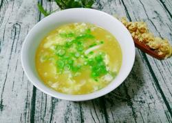 海鲜菇蛋花汤