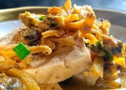 豆腐蛤蜊肉汤