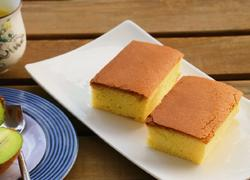 古早味蛋糕(水浴法)